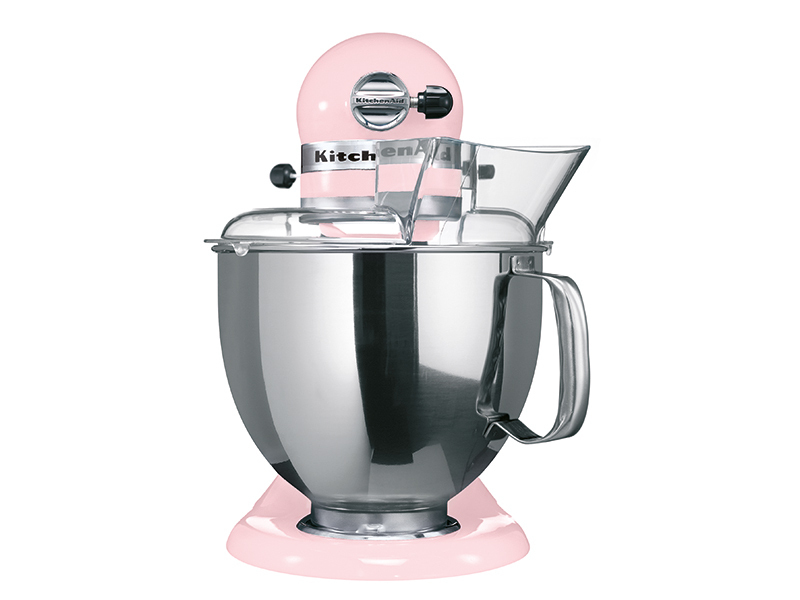 kitchenaid artisan k chenmaschine pink thomas electronic online shop 5ksm150ps. Black Bedroom Furniture Sets. Home Design Ideas