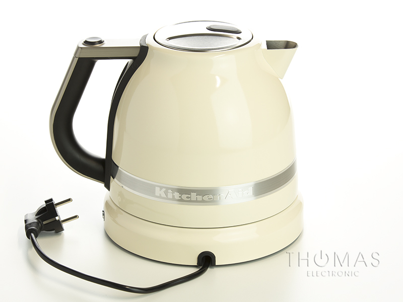 kitchenaid artisan wasserkocher creme  thomas electronic  ~ Wasserkocher Von Kitchenaid