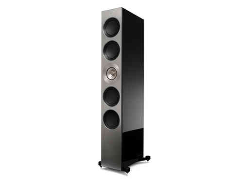 KEF The Reference 5 Standlautsprecher in piano black