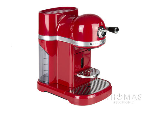 KitchenAid Artisan Nespresso in empire rot - 5KES0503EER