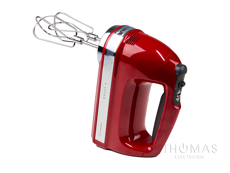 KitchenAid Handrührer Empire Rot - 5KHM9212 - Thomas Electronic ...