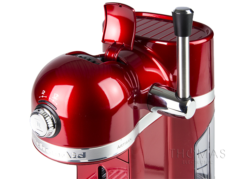 Kitchenaid Nespresso Red - Kitchen Appliances Tips And Review