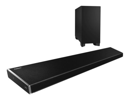 Panasonic SC-ALL70EGK - Schwarz - Soundbar