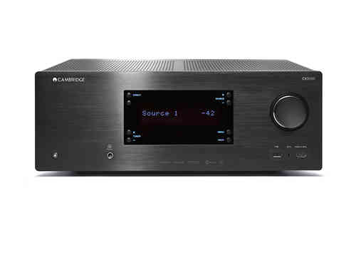 Cambridge Audio CXR 200 in schwarz - AV-Receiver