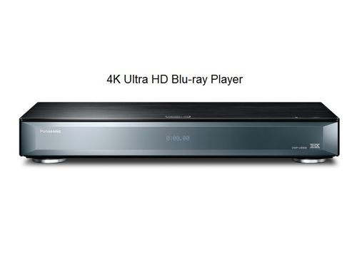 Panasonic DMP-UB900 - UHD-4K-3D-BluRay