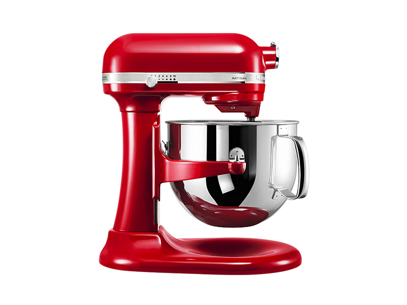 KitchenAid Artisan Küchenmaschine 5KSM7580XEER in empire rot