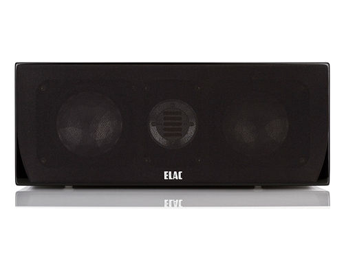 ELAC CC 241.3 in schwarz - Center-Speaker