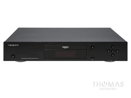 Oppo UDP-203 in schwarz - UHD-4K-3D-BluRay-Player