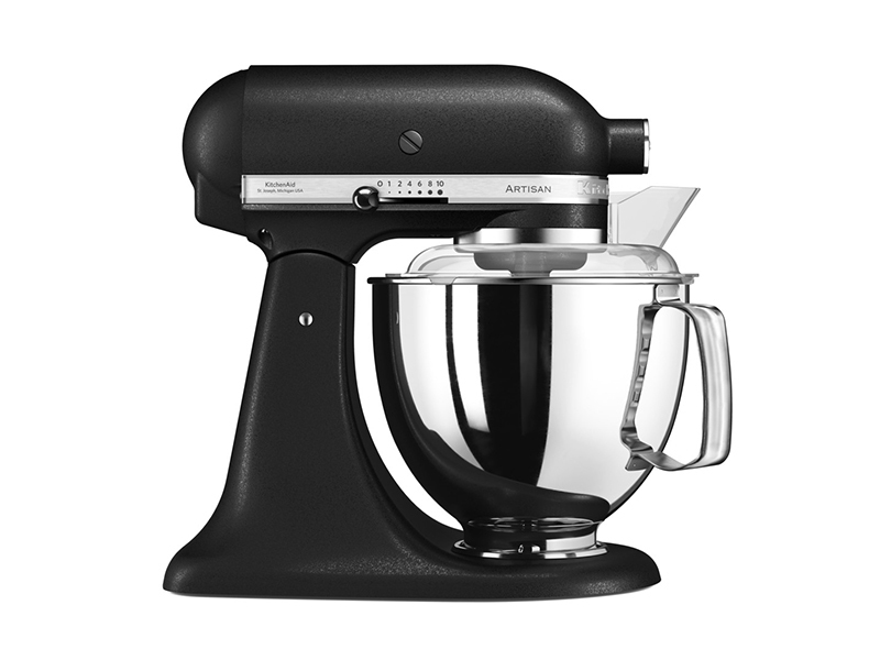 kitchenaid artisan k chenmaschine 5ksm175psebk thomas electronic online shop 5ksm175. Black Bedroom Furniture Sets. Home Design Ideas