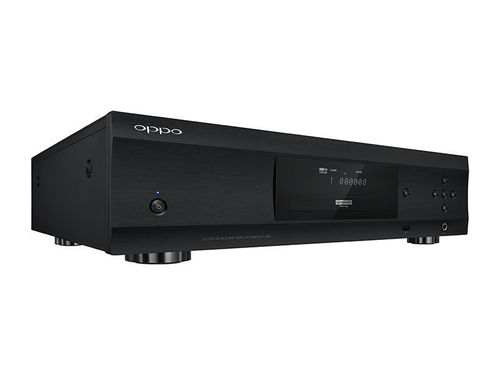 Oppo UDP-205 in schwarz - UHD-4K-3D-BluRay-Player