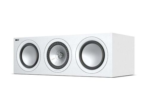 KEF Q650c Center-Speaker in weiss