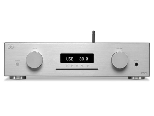 AVM CS30 silber - All-in-One-Receiver