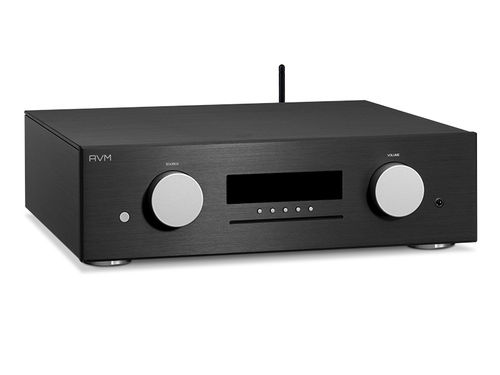 AVM Evolution CS5.2 schwarz, Audiosystem