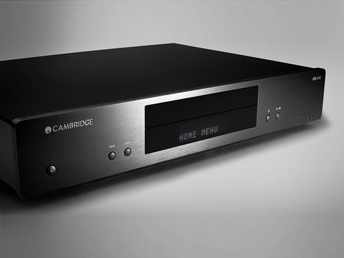 Cambridge Audio CX UHD schwarz
