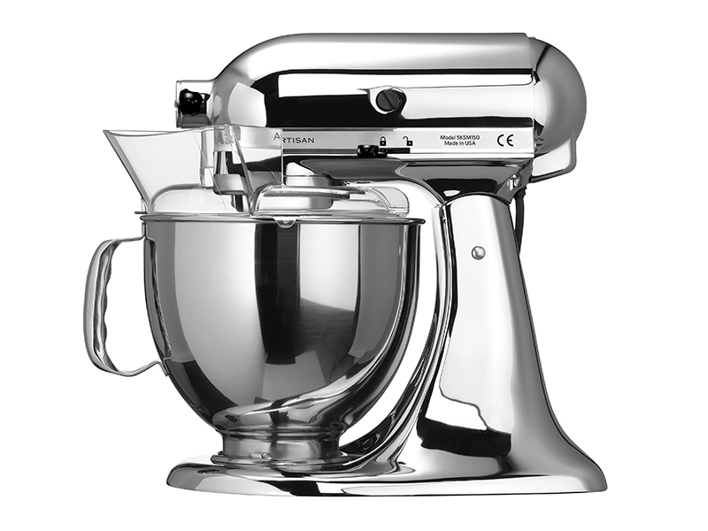 kitchenaid artisan k chenmaschine chrom thomas electronic online shop. Black Bedroom Furniture Sets. Home Design Ideas