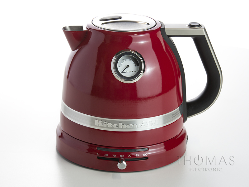 KitchenAid Artisan Wasserkocher empire rot - Thomas Electronic ...