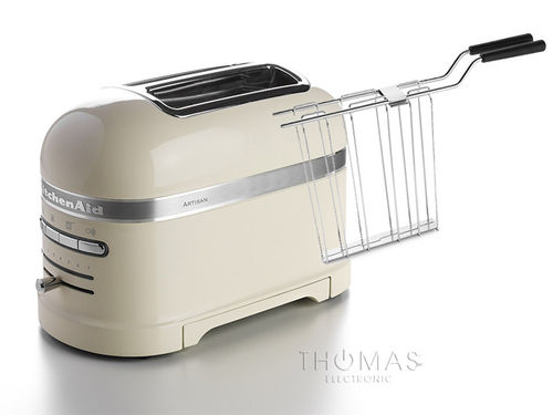 KitchenAid 2 Scheiben Toaster 5KMT2204EAC in crème