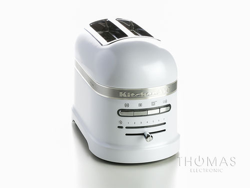 KitchenAid 2 Scheiben Toaster 5KMT2204EFP in frosted pearl