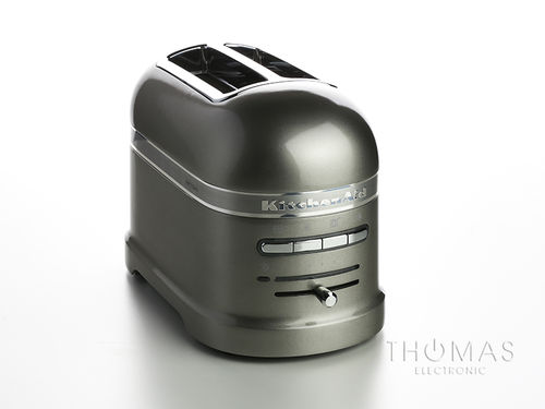 KitchenAid 2 Scheiben Toaster 5KMT2204EMS in medallion silber