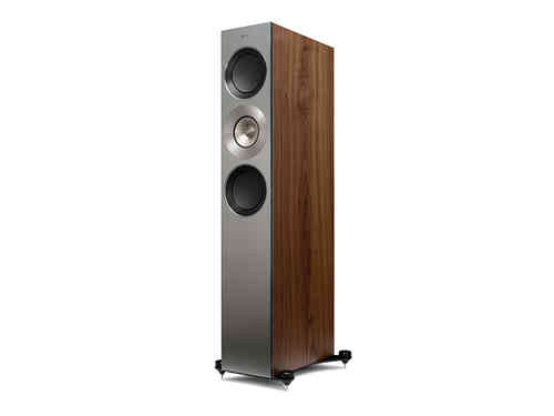 KEF REFERENCE 3 walnuss - Referenzlautsprecher