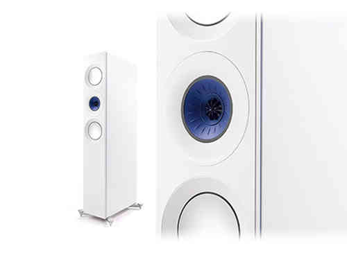 KEF REFERENCE 3 blue ice white - Referenzlautsprecher