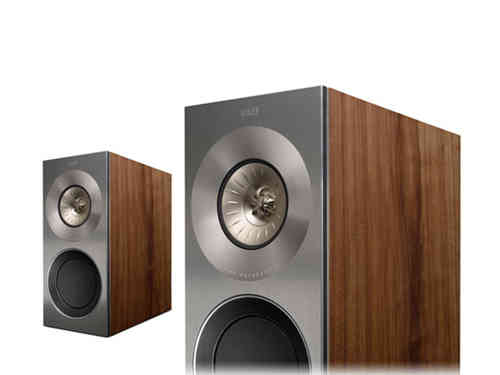 KEF REFERENCE 1 walnuss  - Referenzlautsprecher