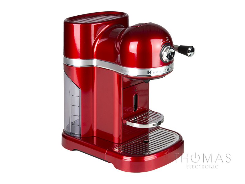 kitchenaid nespresso maschine thomas electronic online shop 5kes0503eca. Black Bedroom Furniture Sets. Home Design Ideas