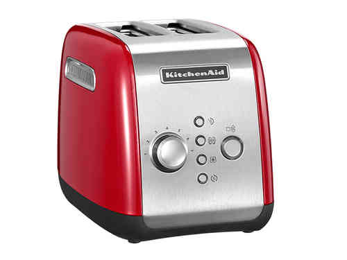 KitchenAid Toaster Empire Rot 5KMT221EER 2-Scheiben-Toaster