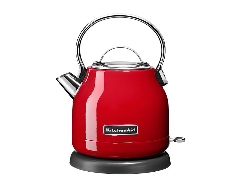 KitchenAid Retro Wasserkocher empire rot - Thomas