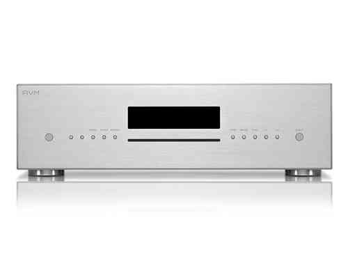 AVM Evolution CD5.2 MK2 silber - CD-Player