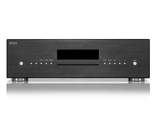 AVM Evolution CD5.2 Mk2 schwarz - CD-Player