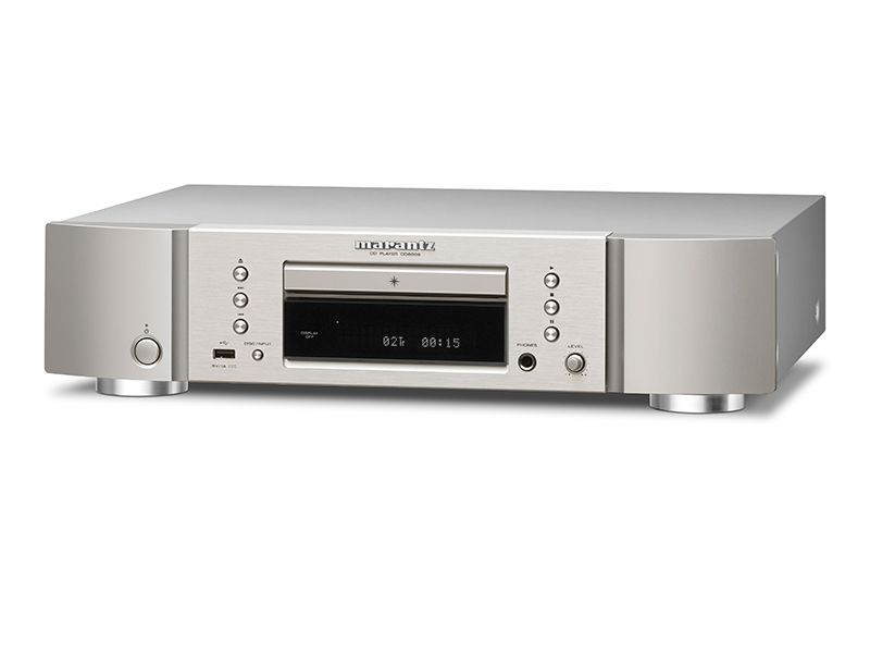 marantz cd player cd 6006 in silber thomas electronic. Black Bedroom Furniture Sets. Home Design Ideas