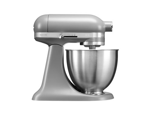 KitchenAid Küchenmaschine Mini 5KSM3311XEFG in matt grau