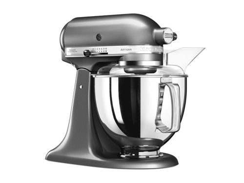 KitchenAid Artisan Küchenmaschine 5KSM175PSEMS in medallion silber