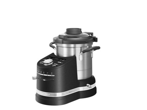 KitchenAid Artisan Cook Processor 5KCF0104EBK in gusseisen schwarz