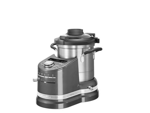 KitchenAid Artisan Cook Processor 5KCF0104EMS in medallion silber