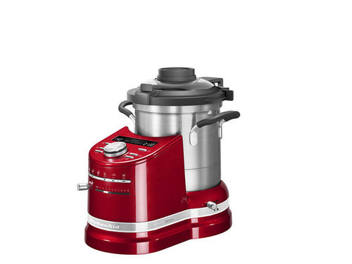 KitchenAid Artisan Cook Processor 5KCF0104ECA in liebesapfelrot