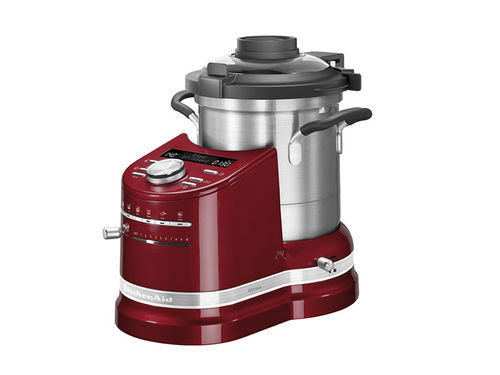 KitchenAid Artisan Cook Processor 5KCF0104EER in empire rot