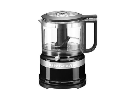 KitchenAid Mini Food Processor 5KFC3516EOB in onyx schwarz