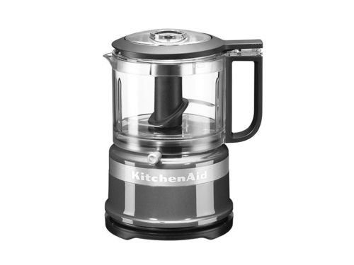 KitchenAid Mini Food Processor 5KFC3516ECU in kontur-silber