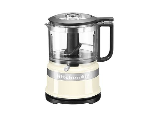 KitchenAid Mini Food Processor 5KFC3516EAC in creme