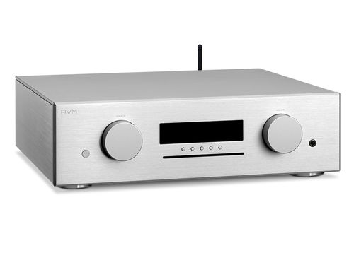 AVM EVOLUTION CS 5.2BT silber, CD-Receiver & Netzwerk Player