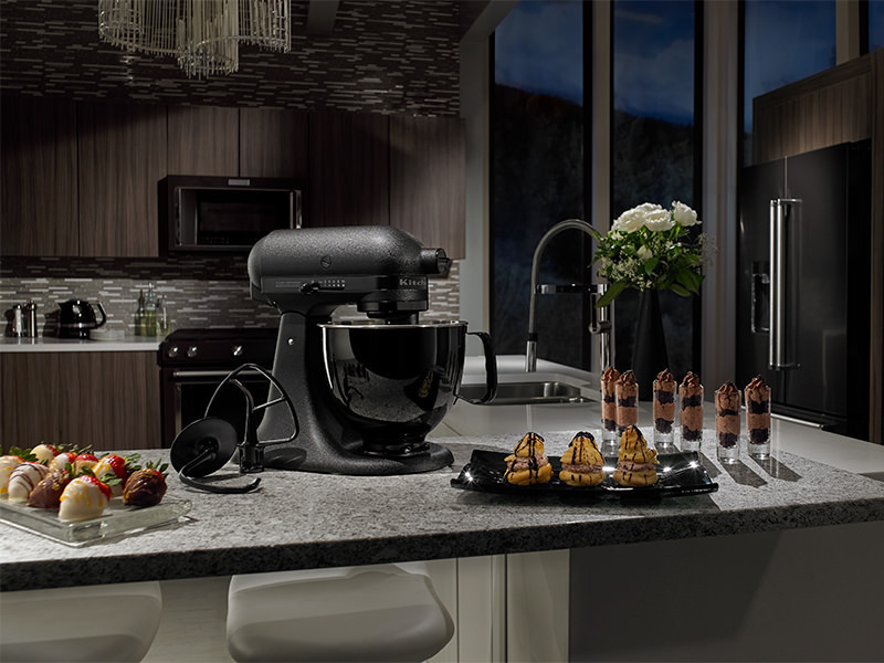 Kitchenaid 5ksm180lebk Limited Edition Black Tie Thomas