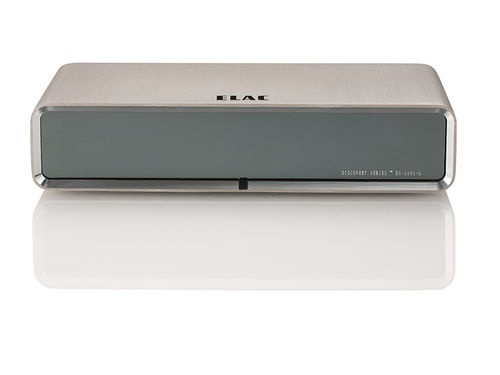 ELAC Discovery DS-S101-G, innovativer Multiroom-Netzwerkstreamer