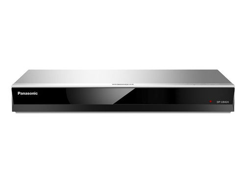 Panasonic DP-UB424 - 4K-UHD-Player - silber