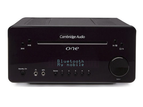 Cambridge Audio One in schwarz