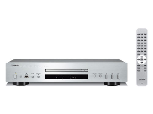 Yamaha CD-S300 silber - CD-Player