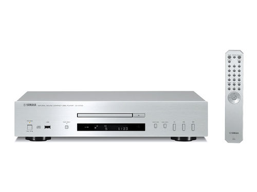 Yamaha CD-S700 silber - CD-Player