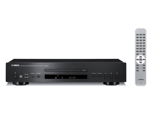 Yamaha CD-S300 schwarz - CD-Player