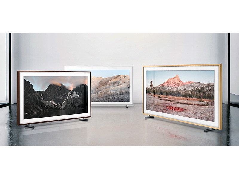 Samsung Scfn49wm The Frame Bilderrahmen Wei 223 Thomas